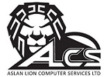 Aslan Lion Computer Services Ltd. logo